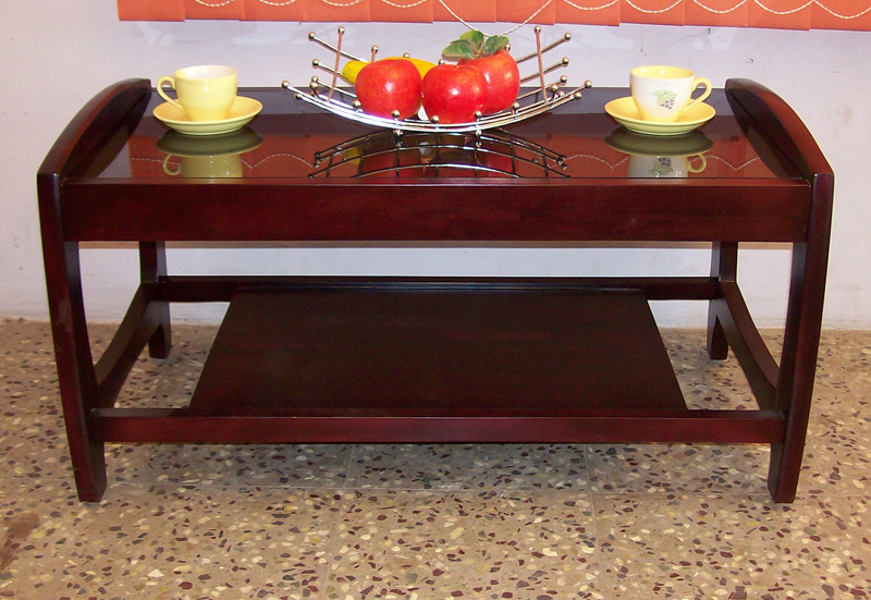 Centre Table Glass Top