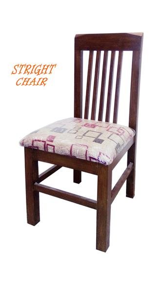 Stright Chair